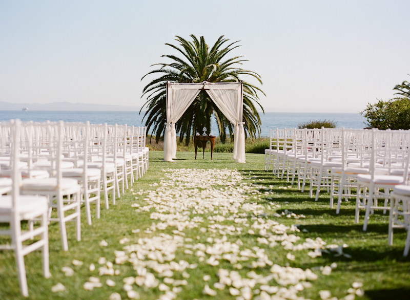 Bacara Resort Wedding | Photo: Michael Costa