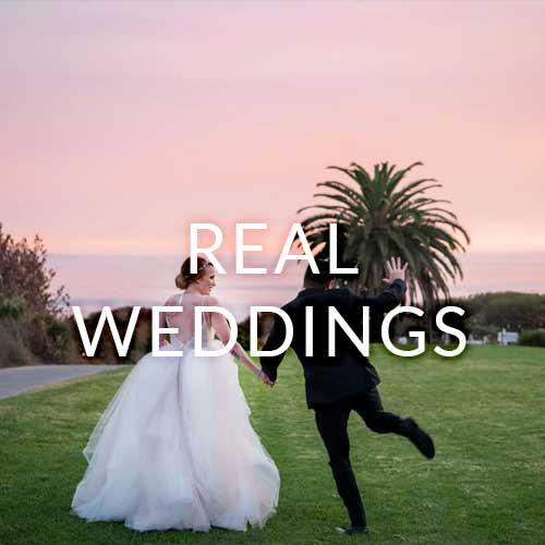 Real Weddings